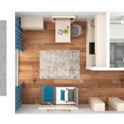 Apartment Basic - Grundriss