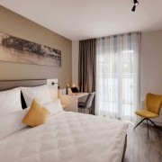 Hotel - Zimmer - Basic