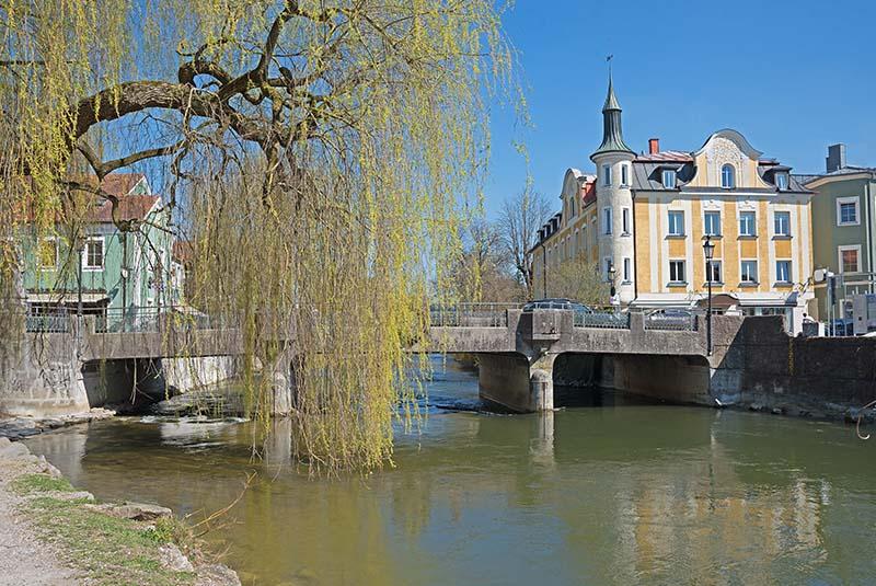 Amperbrücke in Fürstenfeldbruck