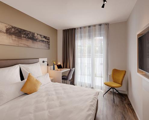Fuerstenfeldbruck Hotel - Zimmer - Basic
