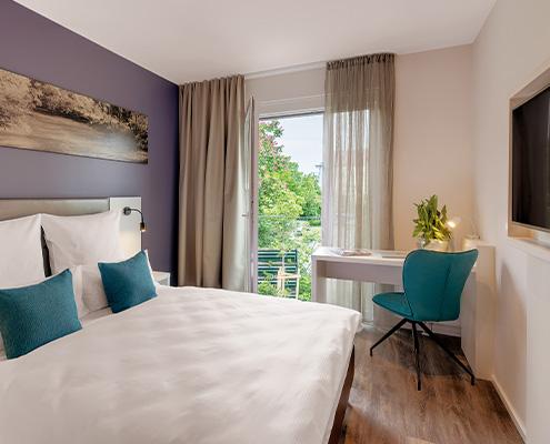 Fuerstenfeldbruck Hotel - Zimmer - Business