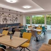 Hotel & Boardinghouse Frühstücksraum